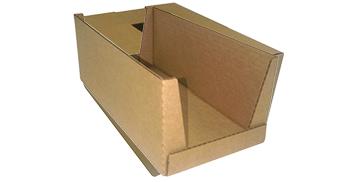 Cajas expositoras